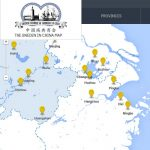 The Sweden in China Map