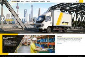 Website Drupal web development by Julian