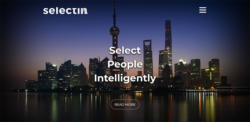 Recruitment firm China, executive search, SelectIn Julian