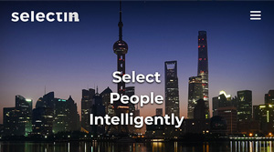 Recruitment HR China, executive search, SelectIn