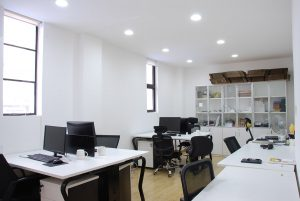 Bright office Shanghai 7 tables